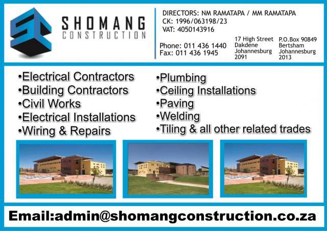 Shomang Construction