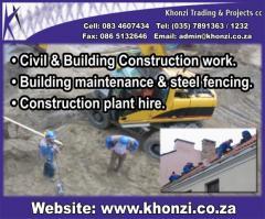 Khonzi Trading & Projects