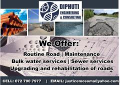 Diphuti Engineering and Consulting(Pty) Ltd