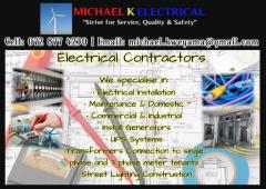 Michael K Electrical (PTY) LTD
