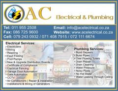 AC Electrical & Plumbing Services