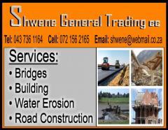 Shwene General Trading cc