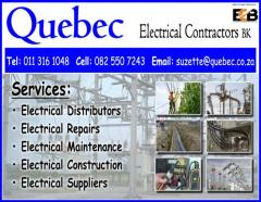 Quebec Electrical Contractors Bk