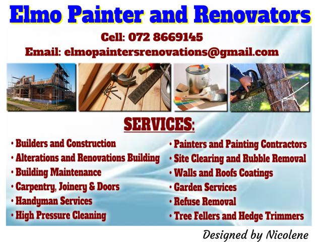 Elmo Painters and Renovators