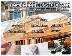 Bambanani Construction