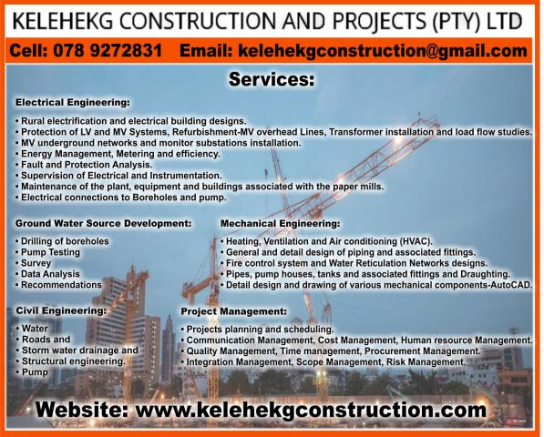 Kelehekg Construction & Projects