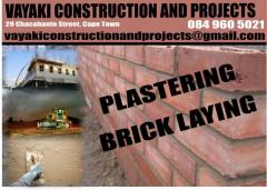 VAYAKI CONSTRUCTION AND PROJECTS