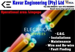 Kavar Engineering (Pty) Ltd
