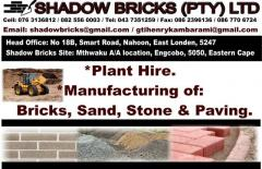Shadow Bricks Pty ltd