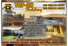 Top-On Thatching