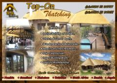 Thatching Contractors Namibia