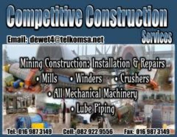 competitive Construction Services