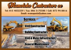 mamoloko construction