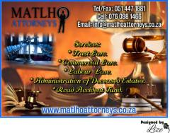 Matlho Attorneys