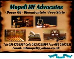 Mopeli MF Advocates