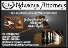 Ndwanya Attorneys
