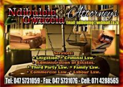 Ndibulele Gwazela Attorneys