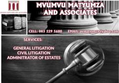 Mvumvu Matyumza and Associates