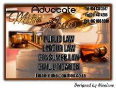 Advocate M Louw