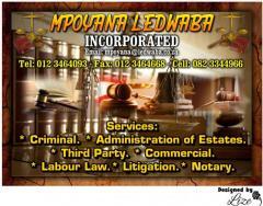 Mponyana Ledwaba Inc