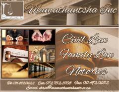 Mamathuntsha Inc