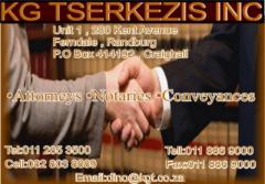 KG Tserkezis Incorporated