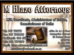 M Hlazo Attorneys