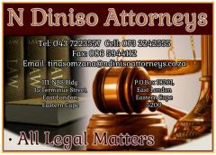 N Diniso Attorneys