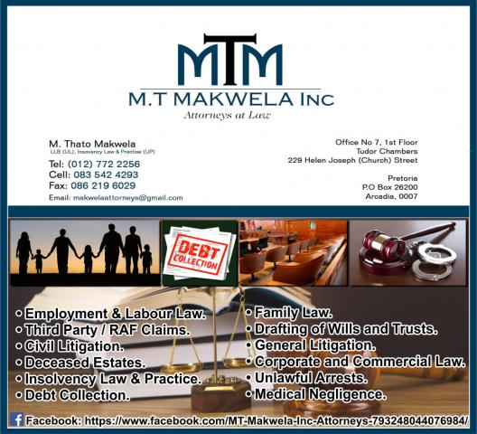 MTM Makwela Inc