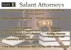 Salant Attorneys