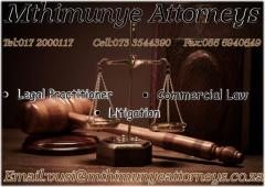 Mthimunye Attorneys