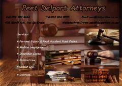 Peet Delport Attorneys