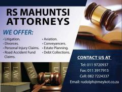 RS Mahuntsi Attorneys