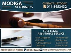 Modiga Attorneys