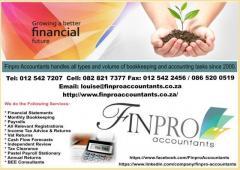 Finpro Accounts