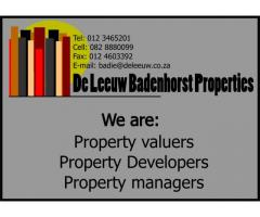 De Leeuw Badenhorst Properties