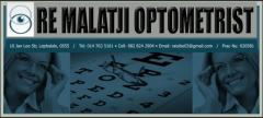 RE Malatji Optometrist
