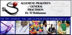 Dr. TI Mohlamme