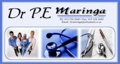 Dr PE Maringa