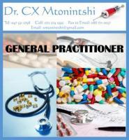 Dr. C.X Mtonintshi
