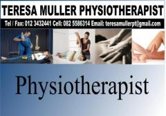 Teresa Muller Physiotherapist