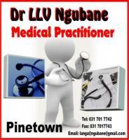 Dr LLV Ngubane