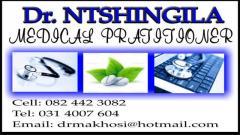 Dr. M. Ntshingila