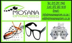 DR MOSANA OPTOMETRIST