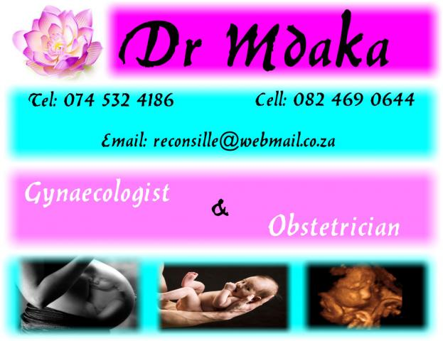 Dr Mana Lungisa Mdaka