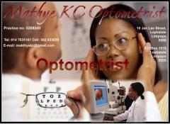 Mathye KC Optometrist