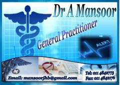 Dr A Mansoor