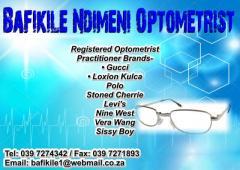 Bafikile Ndimeni Optometrist