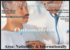 Dr DN Ranoko Optometrist