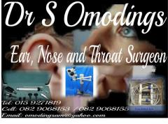 Dr S Omodings